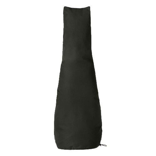 Black Water Resistant Garden Accessories Cover Protector for Chimnea Gardenista