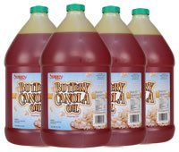 Snappy Buttery Canola Oil (4 - 1 Gallon) by Snappy Popcorn