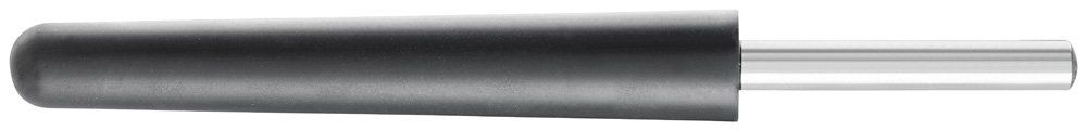 PFERD 42002 Policap Rubber Abrasive Cone Holder, Tapered Cylindrical Shape, 1/2'' Diameter x 3-3/8'' Length, 1/4'' Shank, 15000 Max RPM (Pack of 5)