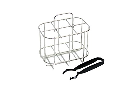 Beer Tubes Chill Stick Storage Rack, Steel, Silver, (CSRK) by Beer Tubes