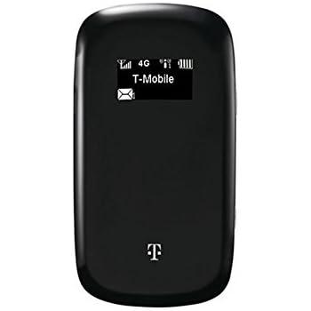 Amazon.com: T-Mobile 4G MF61 ZTE GSM Mobile Hotspot WiFi