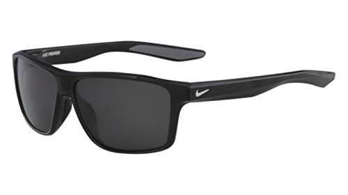 Sunglasses NIKE PREMIER P EV 1073 001 BLK/SIL/GREY POLARIZED - Nike Sunglasses Prescription