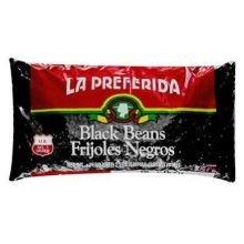 La Preferida Bean Black, 2 lb