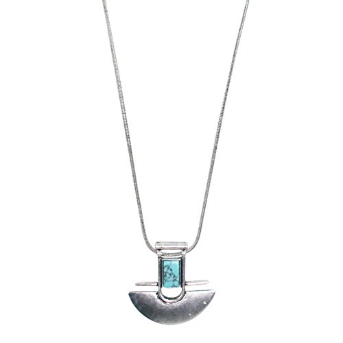 NL1200049C1 Fashionable Alloy Europe Geometric Necklace