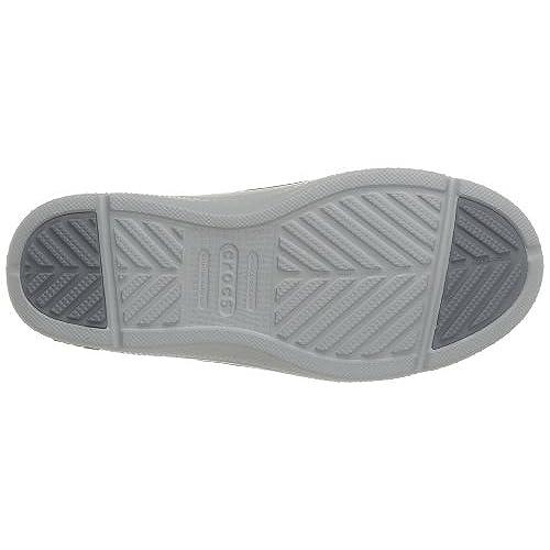 908eb0f2b7a4 on sale Crocs Mens Thompson II.5 Lace Moc Toe Loafer Shoes ...