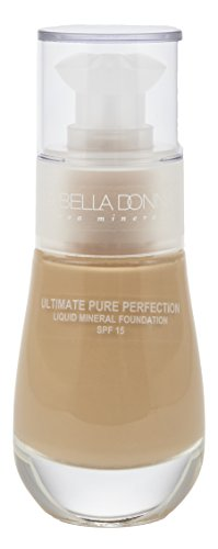 La Bella Donna Women's Ultimate Pure Perfection Liquid Foundation Marta (Jane Shimmering Powder)