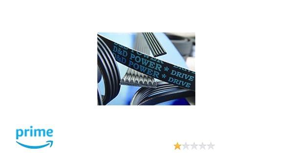 METRIC STANDARD 8PK1420 Replacement Belt