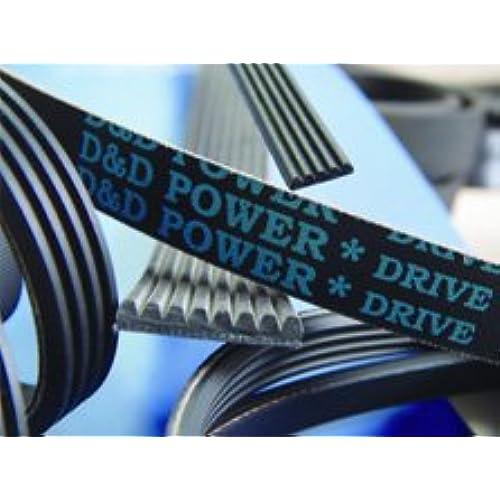 D&D PowerDrive 410K4 Poly V Belt