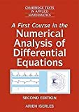 img - for A First Course in the Numerical Analysis of Differential Equations 2nd EDITION book / textbook / text book