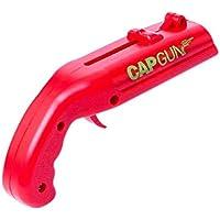 Rodalind Can Openers Spring Cap Catapult Launcher Gun Shape Bar Tool Drink Opening Shooter Beer Bottle Opener Creative…