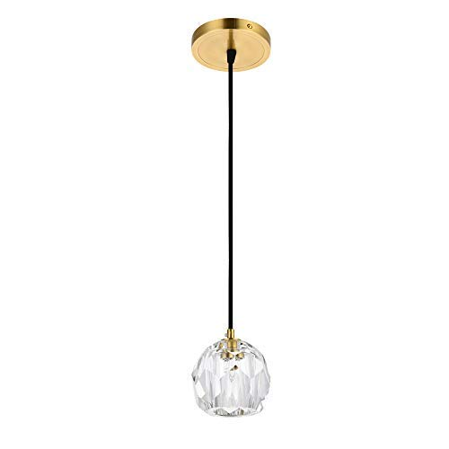 Crystal Ball Light Pendant