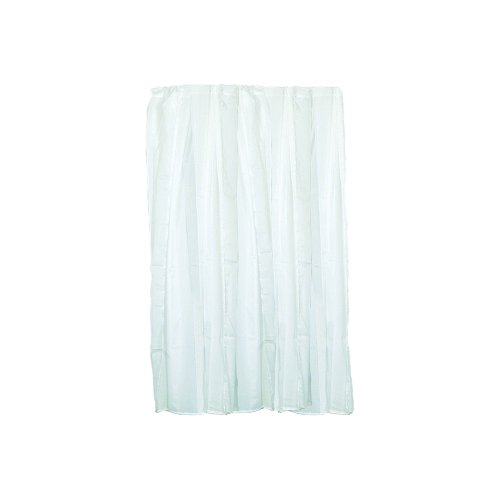 ARC 24073  Breathable Shower Curtain, 84-Inch x 84-Inch, ...