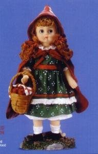 - MADAME ALEXANDER CLASSIC COLLECTIBLES LITTLE RED RIDING HOOD FIGURINE