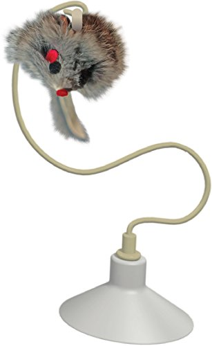 Innovation Pet Kitty Connection Large Toy - Single Fur Mouse