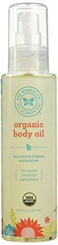 The Honest Company Body Oil Moisturizer - 4 oz