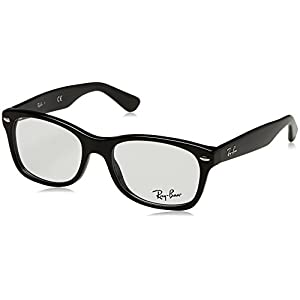 Ray Ban Junior RY1528 Eyeglasses-3542 Black-48mm