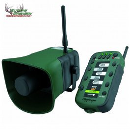 Extreme Dimension Wildlife Calls - Mini Phantom Remote with Predator 2 and 3 Sticks - EDMR302 - Remote Controlled Electronic Coyote Call - 150 Yard Range - Up to 120 db