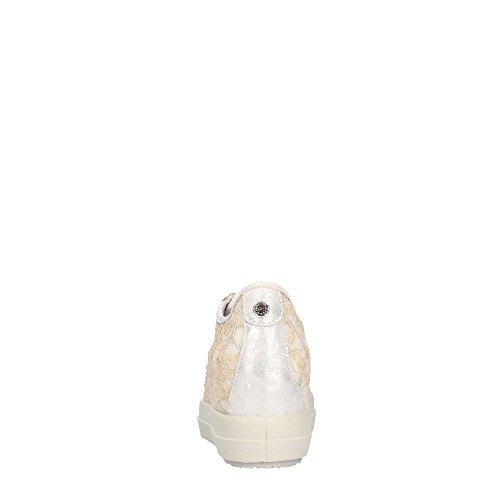 Scarpe amp;co 1150111 Igi Donna Bianco Sneakers Con Zeppa Basse wPRRz5q