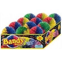Bandy Ball - a Koosh like ball