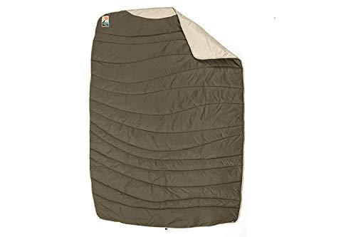 Nemo Puffin Camping Blanket (Walnut/Oak, One Size)