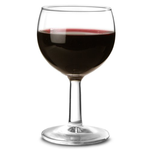 Arcoroc Wine Glass Wine glass 120ml, 12 Glasses ()