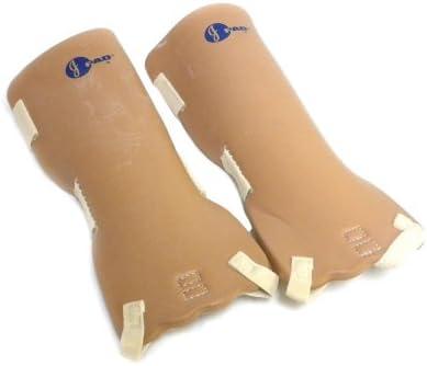 Johnson & Johnson J-Pad Football Forearm Cushion Shield Hand Knuckle Arm Pads - Adult Size