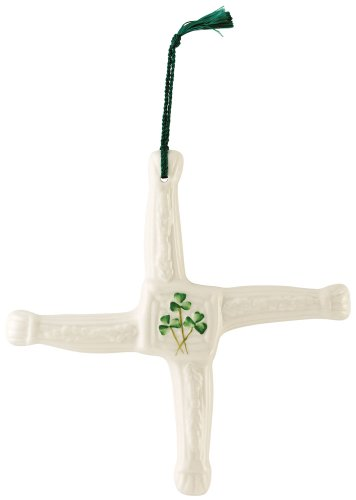 Belleek Cross Celtic - Belleek Saint Bridgit's Cross, 7