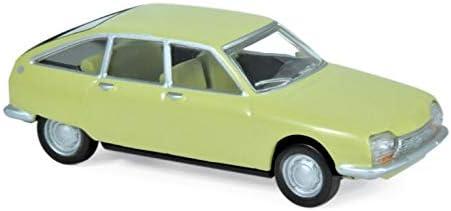 Norev 310915 Citro/ën GS 1970 Primevere Yellow