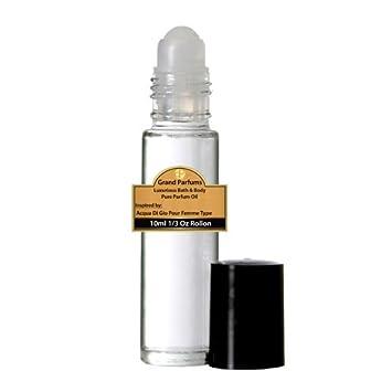Amazoncom Pure Parfum Oil Concentrated Version Of Acqua Di Gio