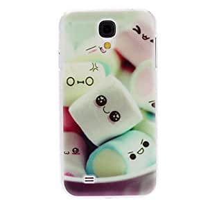 TY Lovely Cotton Candy Pattern Hard Case for Samsung Galaxy S4 I9500