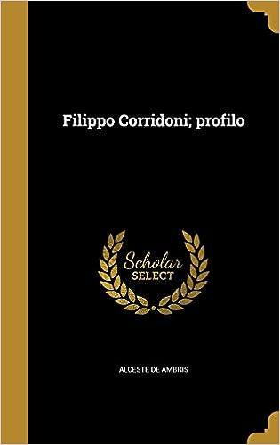 Filippo Corridoni; profilo