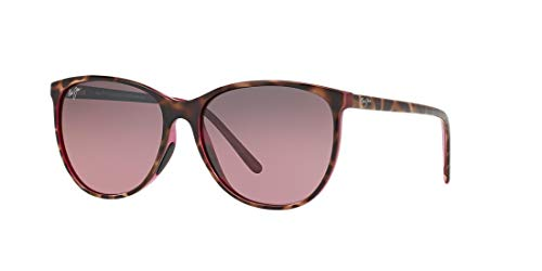 Maui Jim Ocean Tortoise/Raspberry/Maui Rose One Size