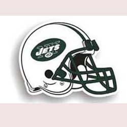NFL New York Jets Team Magnet, (Jet Magnet)