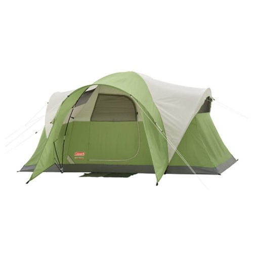 Coleman Montana 6-Person Tent,Green