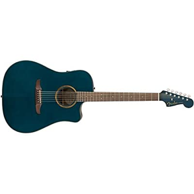 Fender 6 String Acoustic-Electric Guitar (970913299) from Fender Musical Instruments Corp.