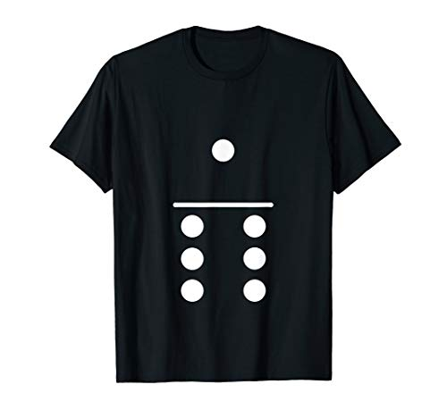 Halloween Costumes For A Group Of 5 (Domino 1 and 6 Matching Gifts Halloween Group Costumes 1-6)