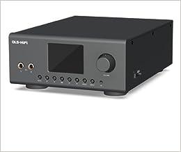 QLS QA860 24bit 192Khz DSD digital music     - Amazon com