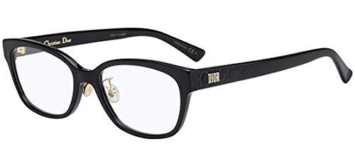 - Dior LADY DIOR O2F BLACK 53/18/145 women eyewear frame
