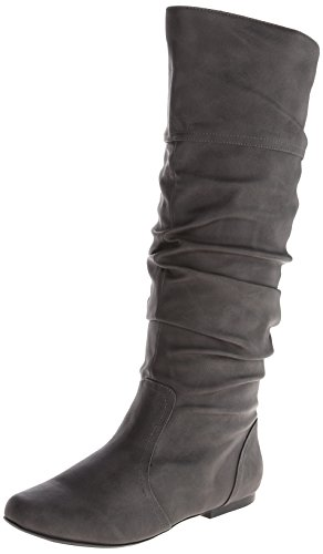 Qupid Women's Neo 144 Slouch Boot