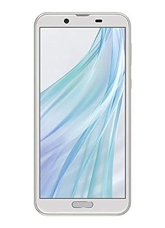 3ecdc0d55e シャープ AQUOS sense2 SH-M08 ホワイトシルバー5.5インチ SIMフリースマートフォン[メモリ 3GB