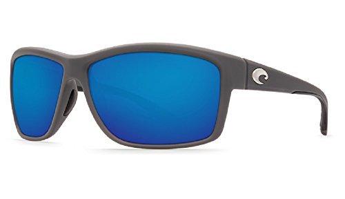 Costa Del Mar Mag Bay 580G Matte Grey /Blue Polarized - Mauritius Mar Costa Del