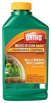 Ortho Weed B Gon Max Plus Crabgrass Control Conc (Ortho Weed B Gon Max For Southern Lawns)