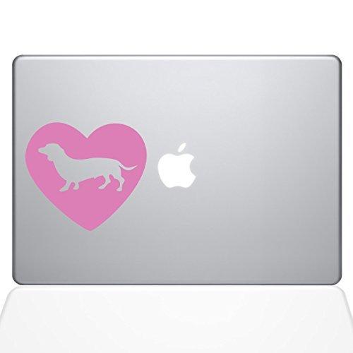 お気に入りの The Decal - Guru Heart Dachshund Macbook (1324-MAC-13X-BG) Decal Vinyl Sticker [並行輸入品] - 13 Macbook Pro (2016 & newer) - Pink (1324-MAC-13X-BG) [並行輸入品] B0788F29WV, カントリーショップ ジュリアン:8a000bd0 --- svecha37.ru