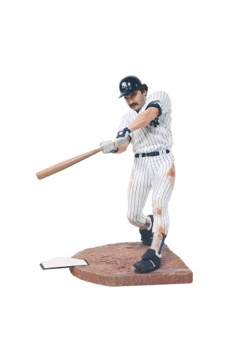 MLB New York Yankees McFarlane 2012 Series 29 Thurman Munson (2) Action Figure (Yankees Series Fan)