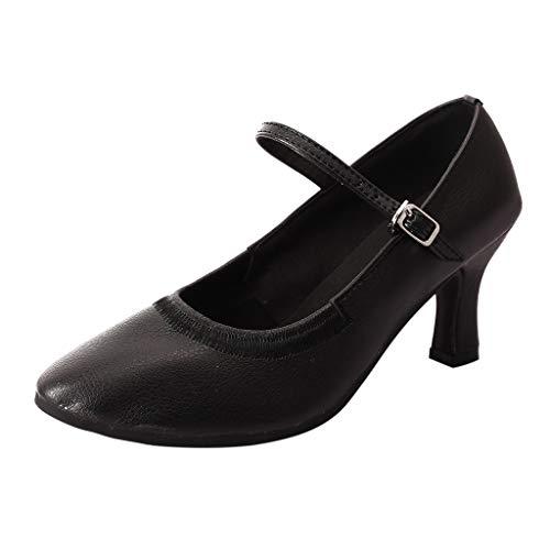 Women's Flapper Shoes 1920s Party Wedding Shoes Latin Salsa Tango Practice Ballroom Dance -