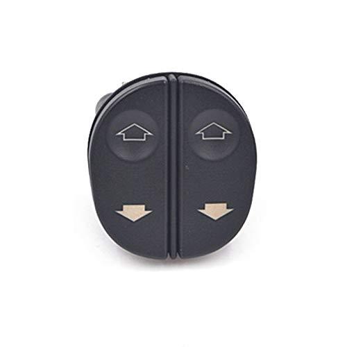 RoadRomao Interruttore Alzacristalli Pulsanti para Ford Ka Fiesta Fusion Sinistro