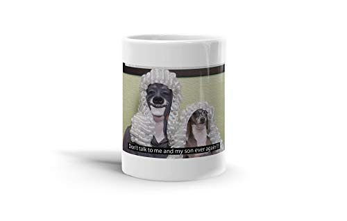Jenna Marbles Dog 11 Oz Coffee Mug-A2HFBVXK7V0FMC