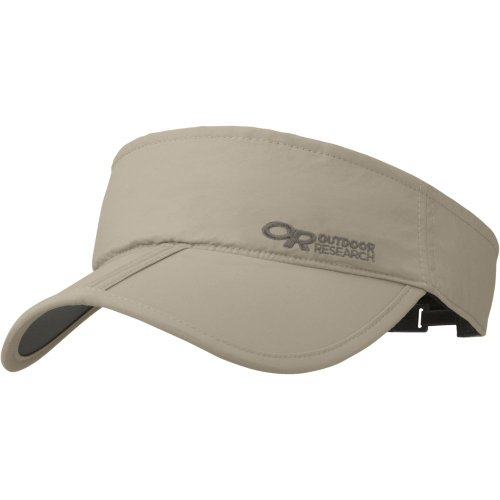 Outdoor Research Radar Visor, Khaki, 1Size