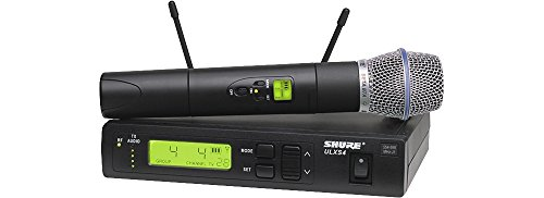 Shure ULXS24/BETA87A Handheld Wireless System, J1