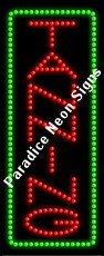(Tanning LED Sign 27 x 11)